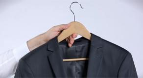 Mijn jasje - Hoe strijk ik mijn jasje glad?