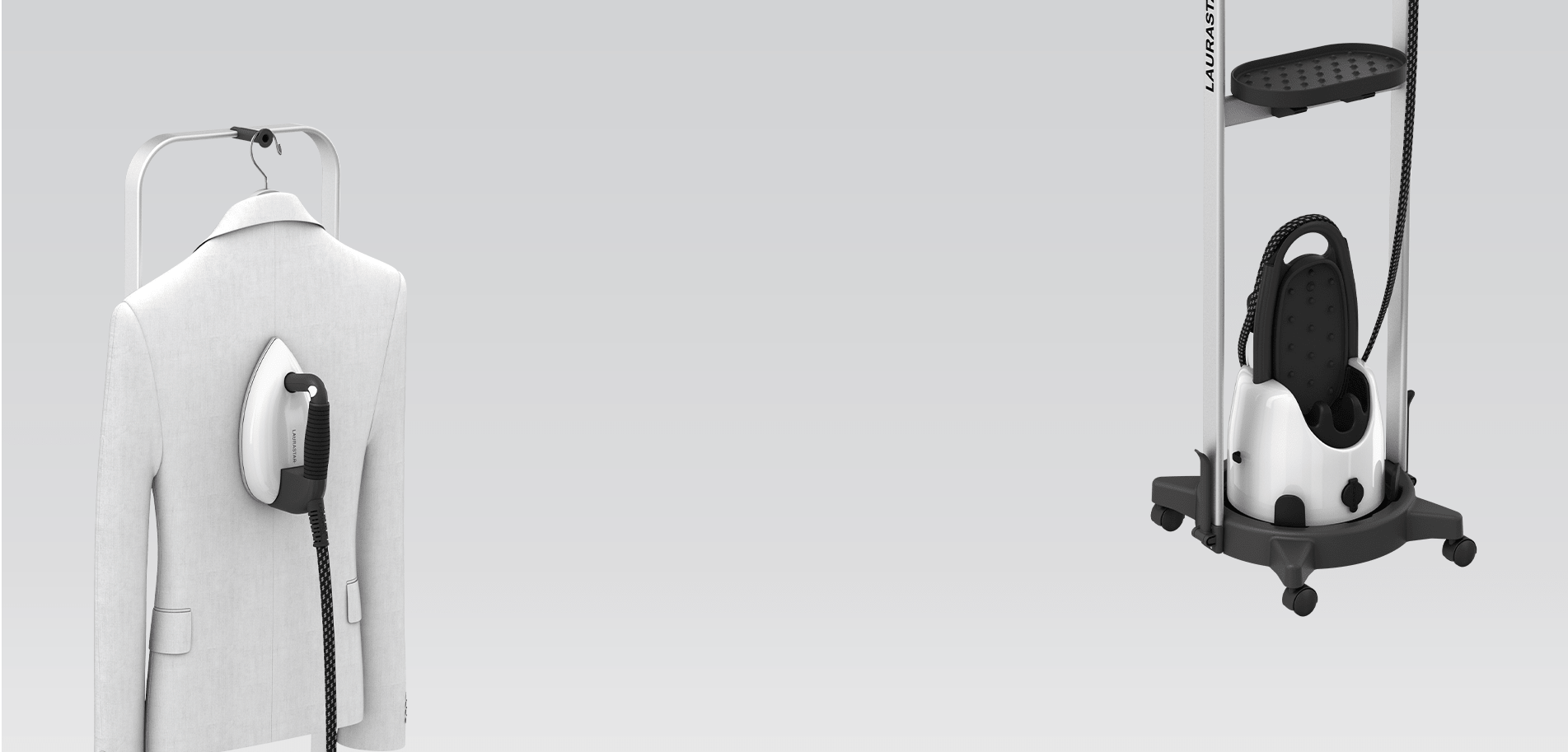 Gratis Steam Cart met Lift Xtra