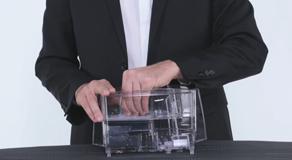 Laurastar Systeem - Hoe vervangt u de anti-filter?